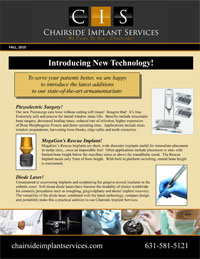 CIS Newsletter, Fall, 2010, Final Draft 1
